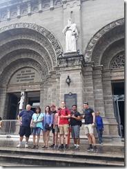 Gruppe Kirche